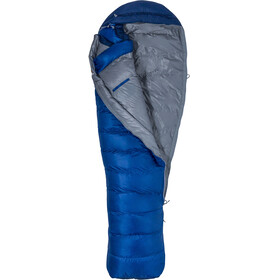 Marmot Sawtooth X Wide - Sac de couchage - Long bleu